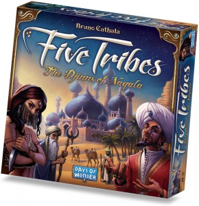 Five Tribes - Box