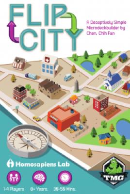 Flip City - Cover