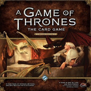 Review: A Game of Thrones: The Card Game (Second Edition)
