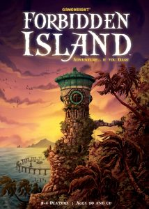 Forbidden Island - Cover
