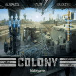 Colony - Cover