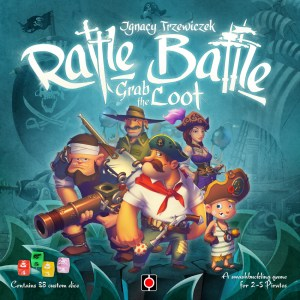 Rattle, Battle, Grab the Loot - Cover