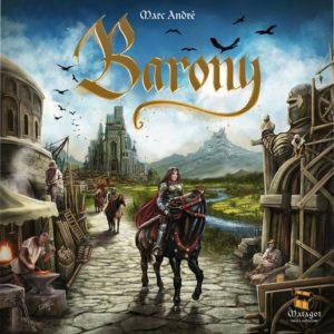 Barony - Cover