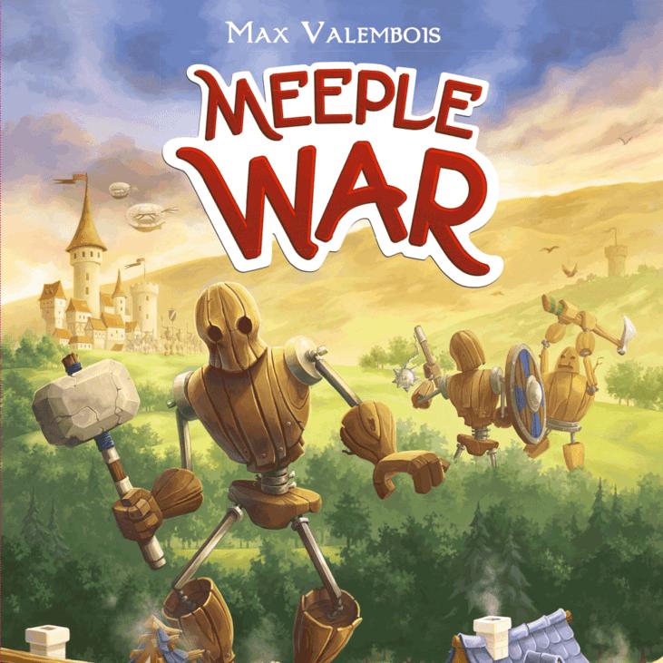 Review: Meeple War