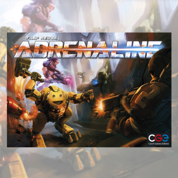 Review: Adrenaline