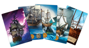 Tides of Infamy - Cards