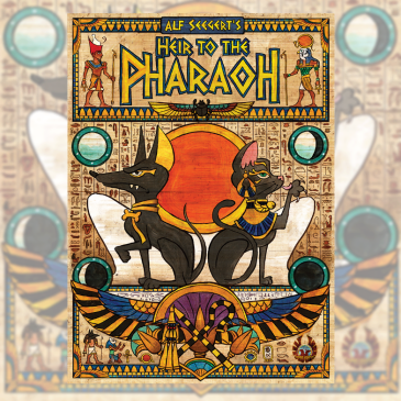 Review: Heir to the Pharaoh