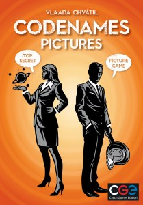 Codenames: Pictures - Cover