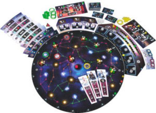 Pulsar 2849 - Components