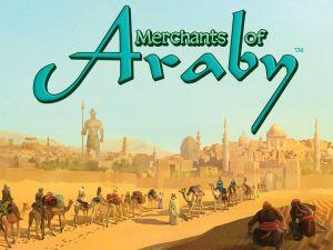 Merchants of Araby - Cover