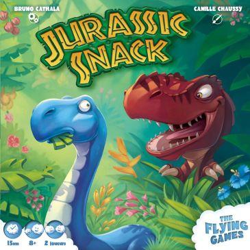 First Impressions: Jurassic Snack