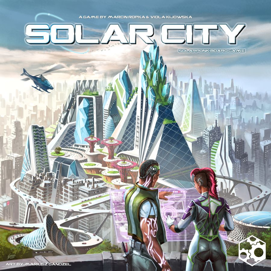 First Impressions: Solar City