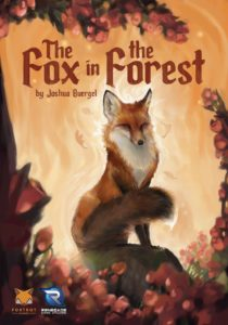 The Fox in the Forest - Cover