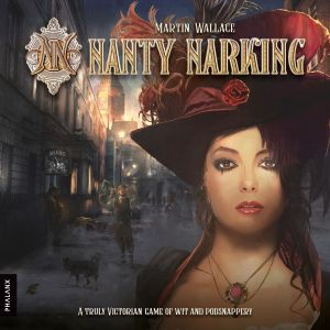Nanty Narking - Cover