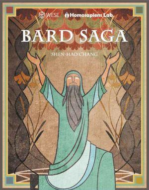 Bard Saga - Cover
