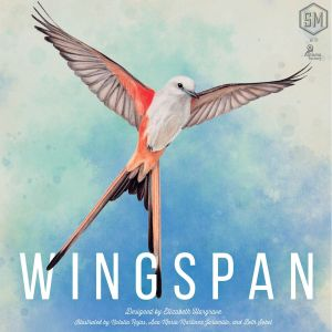 Wingspan - Cover