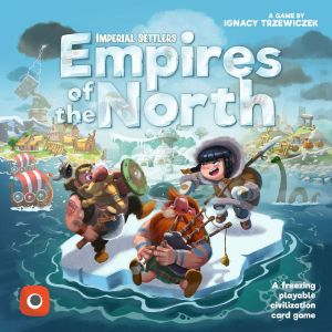 Empires of the North - Cover