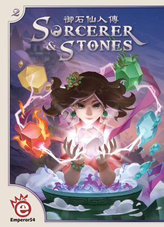 Sorcerer & Stones - Cover