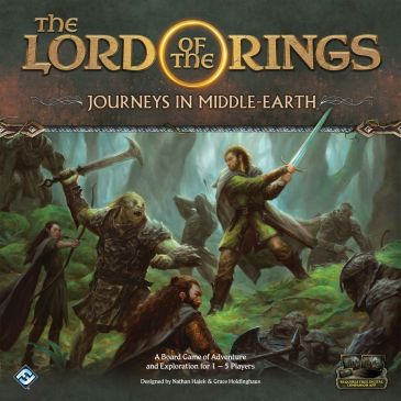 Review : Lord of the Rings: Journeys in Middle-Earth