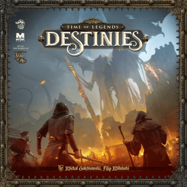First Impressions: Time of Legends: Destinies