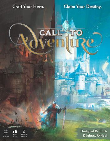 Call to Adventure - Cover