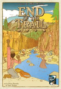 End of the Trail - Cover