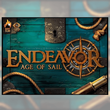 Review: Endeavor: Age of Sail