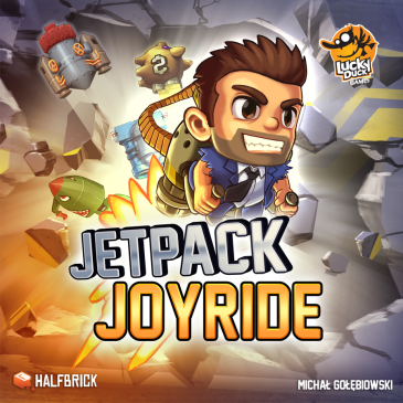 Review: Jetpack Joyride