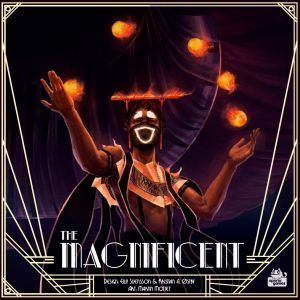 The Magnificent - Cover