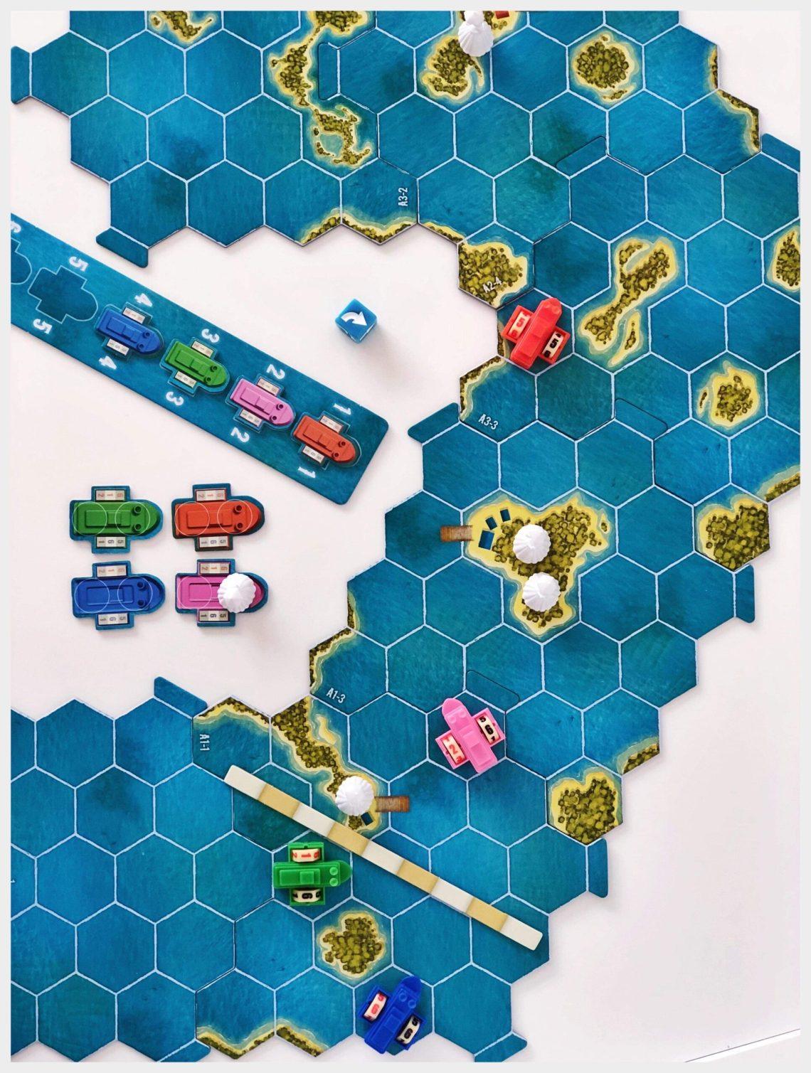 Mississippi Queen - Gameplay