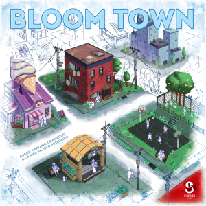 Bloom Town - Cover