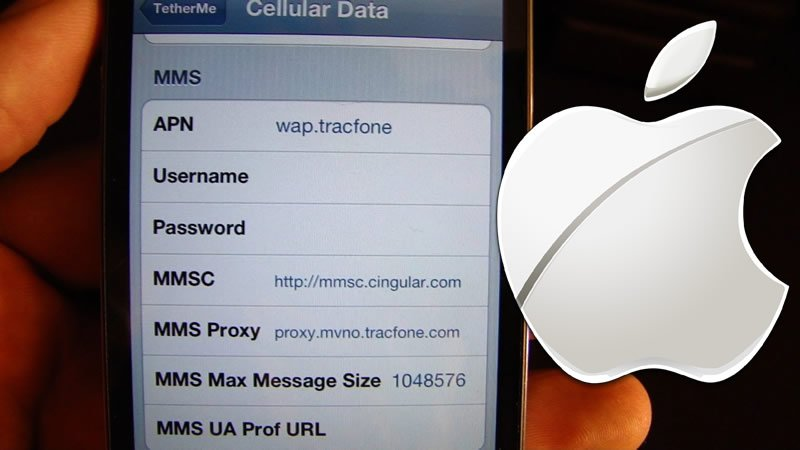 Mudar APN TIM no iPhone sem Jailbreak