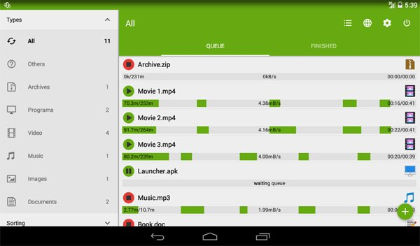 Advanced Download Manager Pro v5.1.2