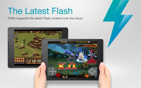 Puffin Browser Pro v4.8.0 Android Apk