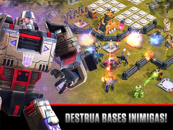 Transformers: Earth Wars iOS Iphone