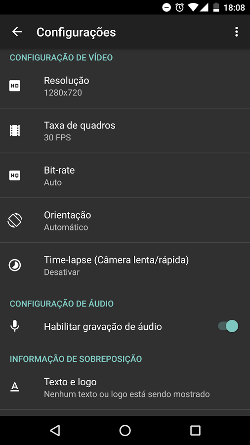 AZ Screen Recorder Premium v4.4.4