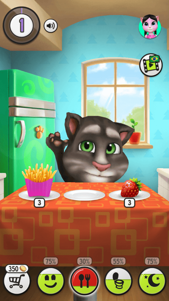 My Talking Tom v3.9.2.137 MOD MONEY