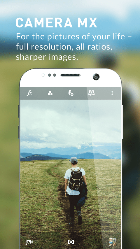 Camera MX - Photo, Video, GIF Camera & Editor v4.6.145
