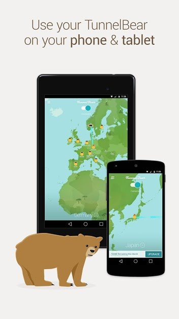 tunnelbear vpn full
