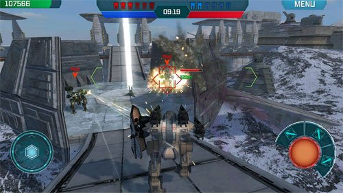 Walking War Robots Downlaod APK