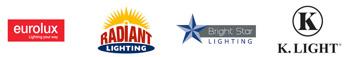 Radiant logos