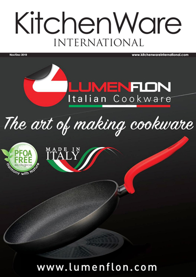 Kitchenware International Cover
