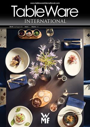 Tableware International July August 2021 edition