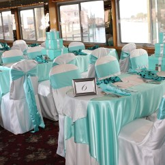 Teal Chair Covers For Wedding Rubberwood Butterfly Table With 4 Chairs Home Tablewearny