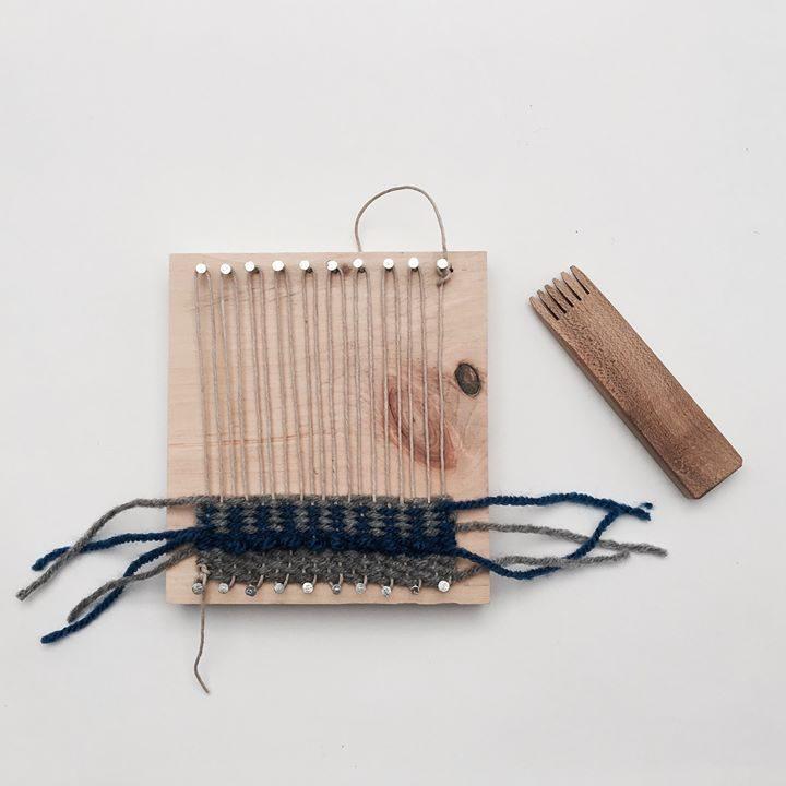 Atelier de tissage   Monique Ste-Marie