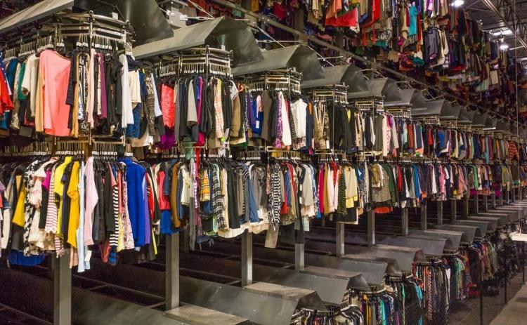 La fast fashion @ Cégep de Drummondville - Clovis | Drummondville | QC | CA