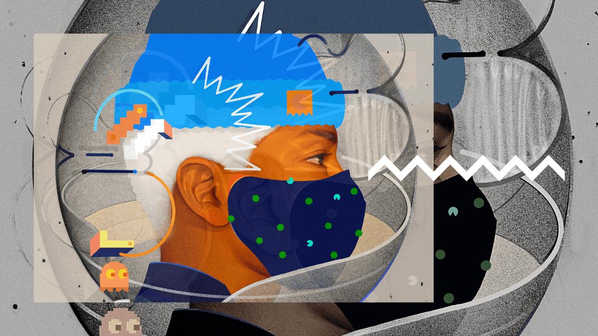 L'histoire du masque de protection