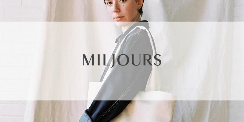 Miljours Studio accueille des créateurs locaux et internationaux