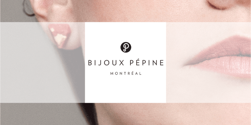 Bijoux Pépine