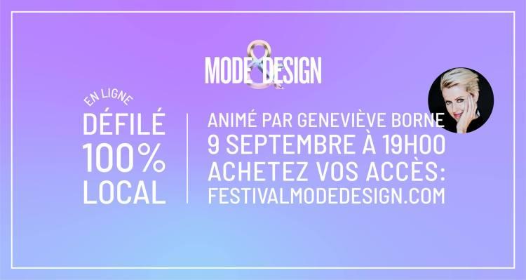 Défilé 100% local @ Mode + Design | Montreal | QC | Canada